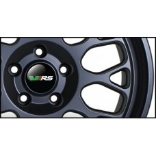 Skoda VRS Wheel Badges (Set of 4)