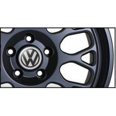 VW Wheel Badges (Set of 4)