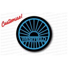 Westfield 2 Sticker