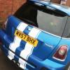 Racing stripes 003