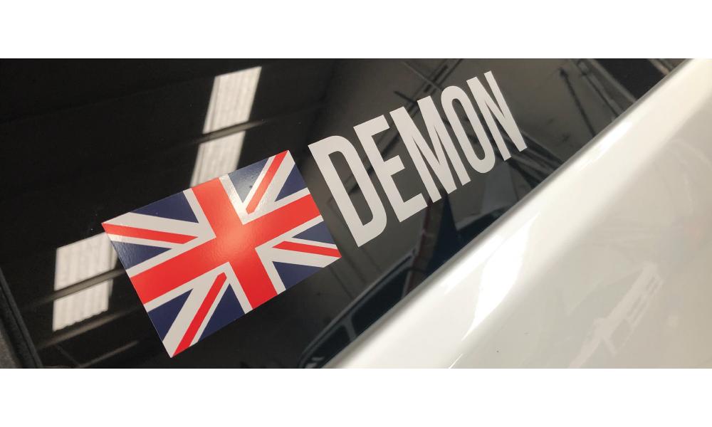 Rally Name Tags (Custom)