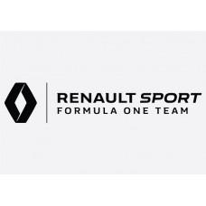 Renault Sport Formula 1 Sticker