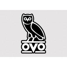 Drake OVO Owl Vinyl Sticker