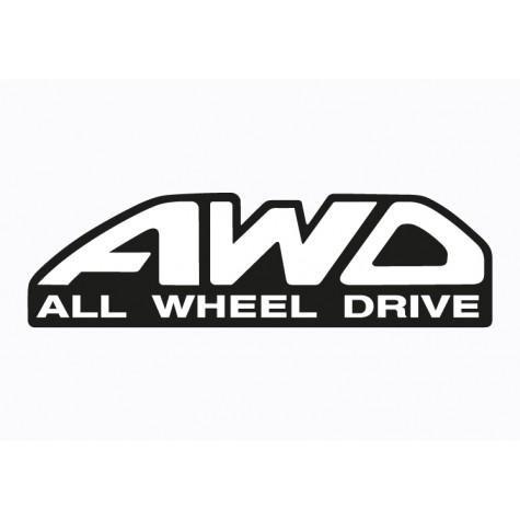 Subaru Graphic -  All Wheel Drive 2