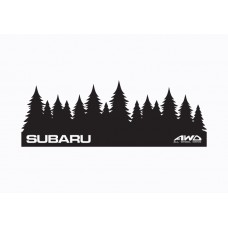 Subaru Graphic -  Forest