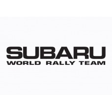 Subaru Graphic -  World Rally Team