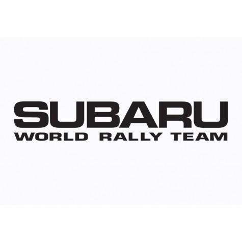 Subaru Graphic -  World Rally Team