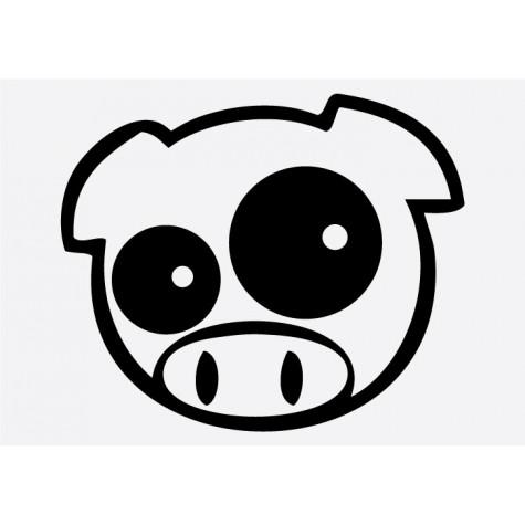 Subaru Graphic -  Rally Pig