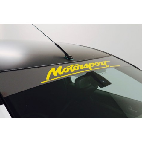 Motorsport Sunstrip