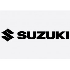 Bike Decal - Suzuki 1