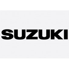 Bike Decal - Suzuki 2