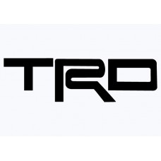 Toyota TRD Vinyl Sticker