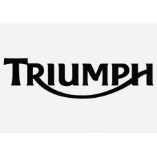 Bike Decal - Triumph 3