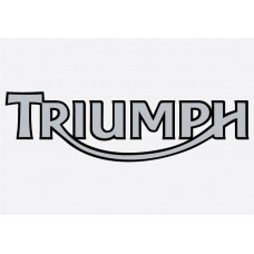 Bike Decal - Triumph 4