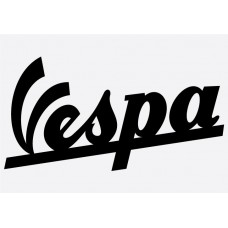 Bike Decal - Vespa 1