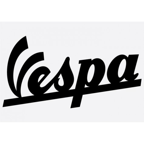 Bike Decal - Vespa 1