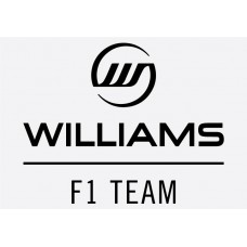 Williams F1 Team Formula 1 Sticker