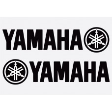 Bike Decal -  Yamaha 2