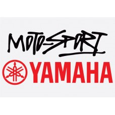 Bike Decal -  Yamaha 24
