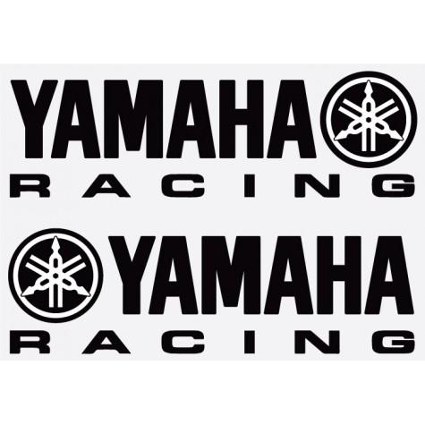 Bike Decal -  Yamaha 3