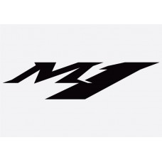 Bike Decal -  Yamaha 6