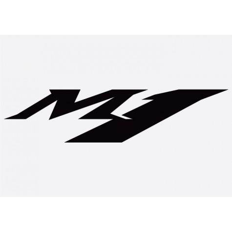 Bike Decal -  Yamaha 6