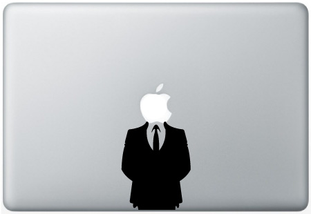 MacBook Anonymous