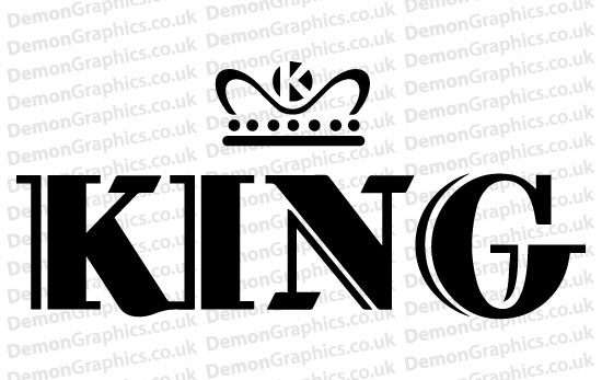 King Records Sticker