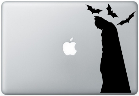 MacBook Batman 1