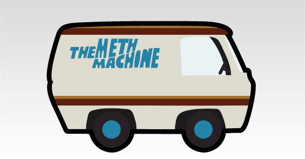 Breaking Bad The Meth Machine