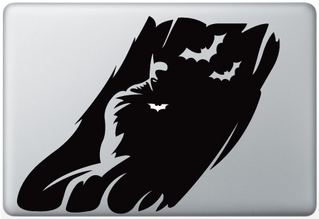 MacBook Batman 2