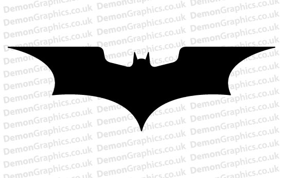 Batman 3 Sticker
