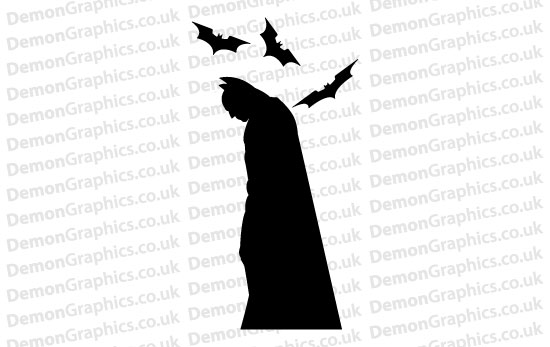 Batman 6 Sticker