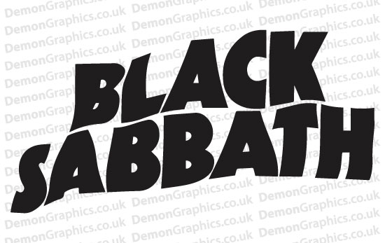 Black Sabbath 2 Sticker