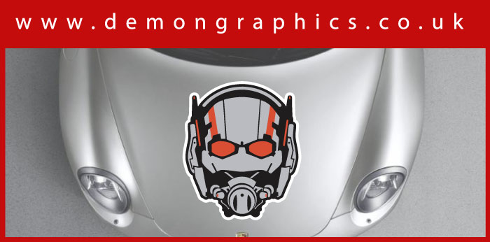 BonnetHood  Car Graphics By Demon Graphics Makers Of High - Graphics for car bonnets