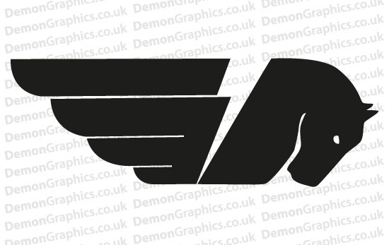 Bike Decal (Pair of) Buell 1