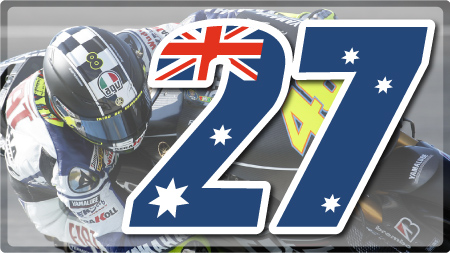 Racing Numbers Casey Stoner