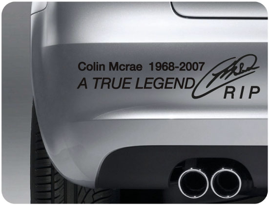 Colin McRae Legend (pair)