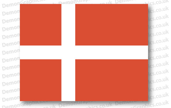 Denmark Flag (Pair)