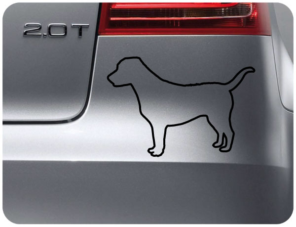 Dog 1 Sticker