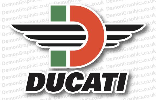 Ducati Motorcycles Stickers Custom Vinyl Decals - Ducati motorcycles stickers