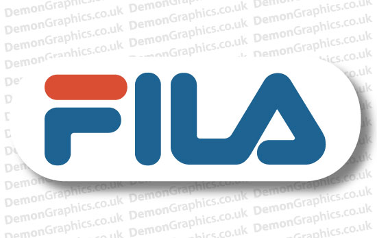 Bike Decal (Pair of) Fila 2