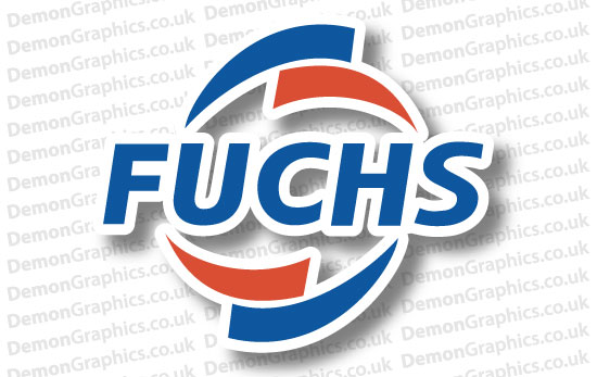 Bike Decal (Pair of) Fuchs