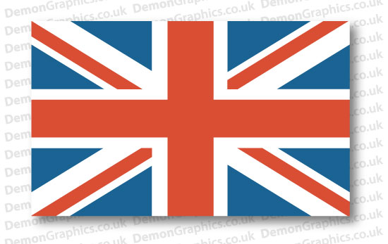 Great Britain Flag (Pair)