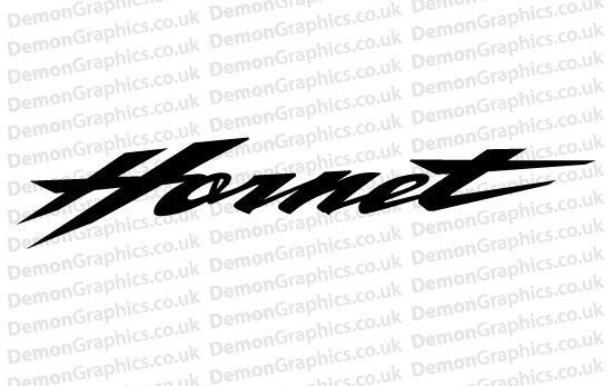 Bike Decal (Pair of) Honda 35