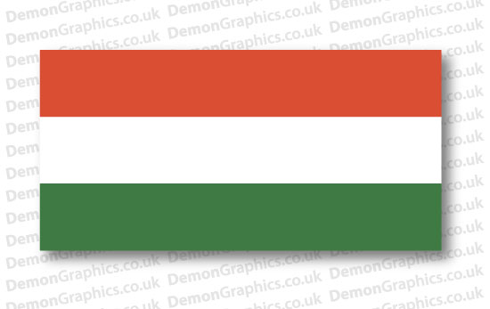 Hungary Flag (Pair)
