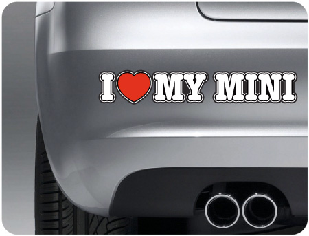 I Heart My Mini