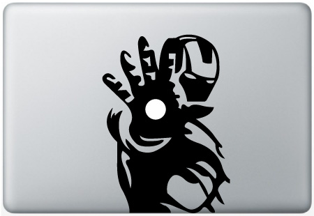 MacBook Iron Man