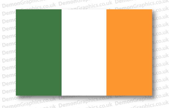 Ireland Flag (Pair)