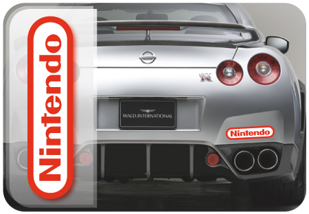 Nintendo 1 JDM Graphic